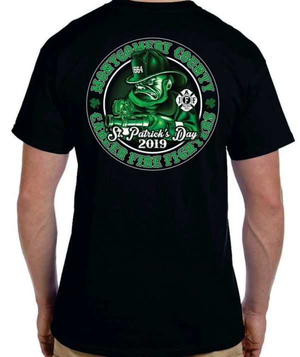 2019 St. Patrick's Day shirt - Youth