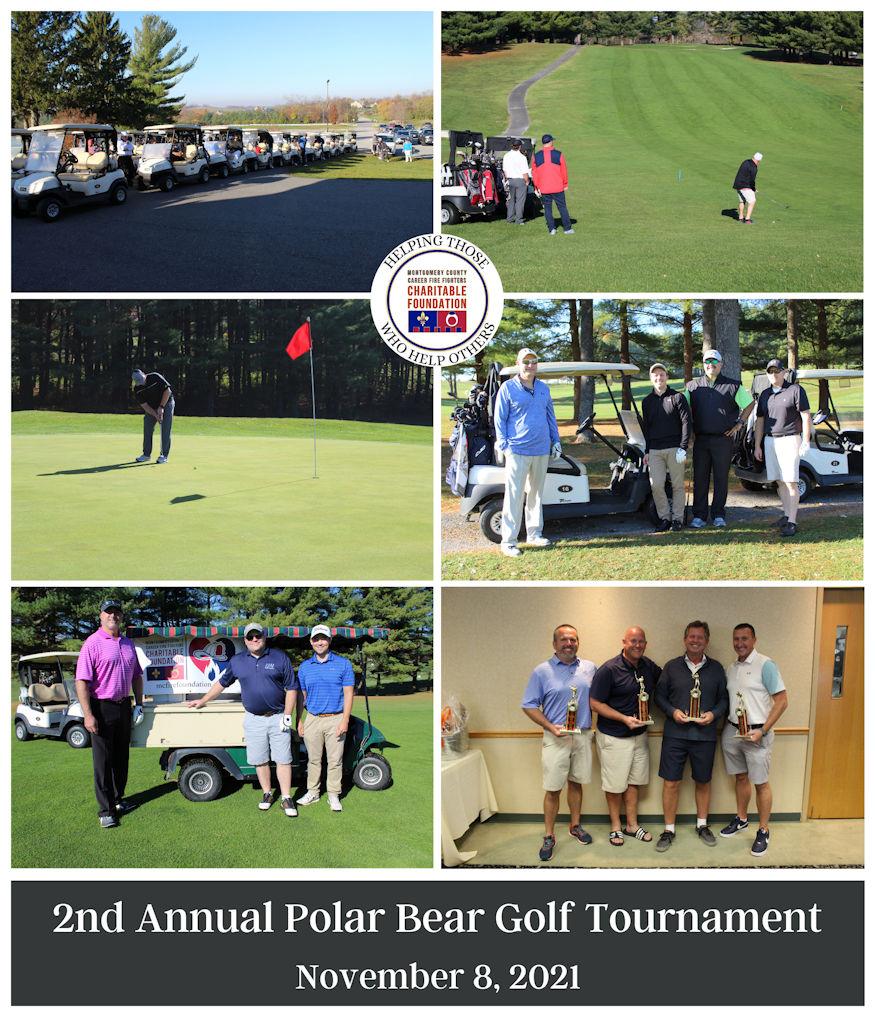 Polar Bear Golf Tournament